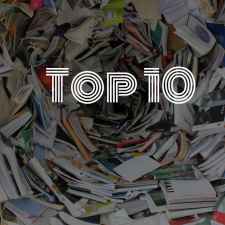 Top 10 Must-Read Research Papers in August